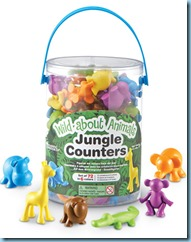 Jungle Counters