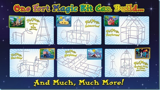 Fort Magic 6Forts Frames