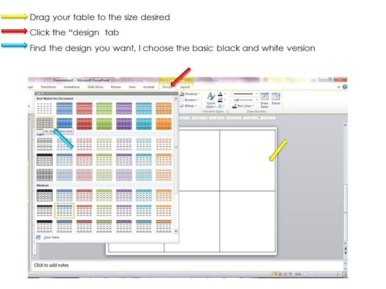 How To Make Labels Using PowerPoint