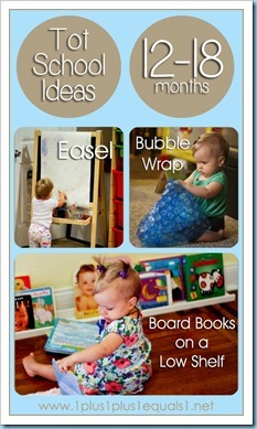 Tot School Ideas Ages 12-18 Months[1]