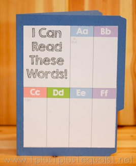 Personal Word Wall -9641