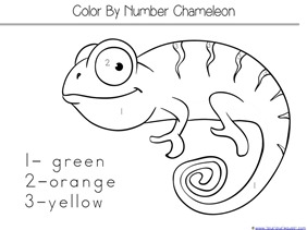 A Color of His Own Kindergarten Literature Unit Printables  1111