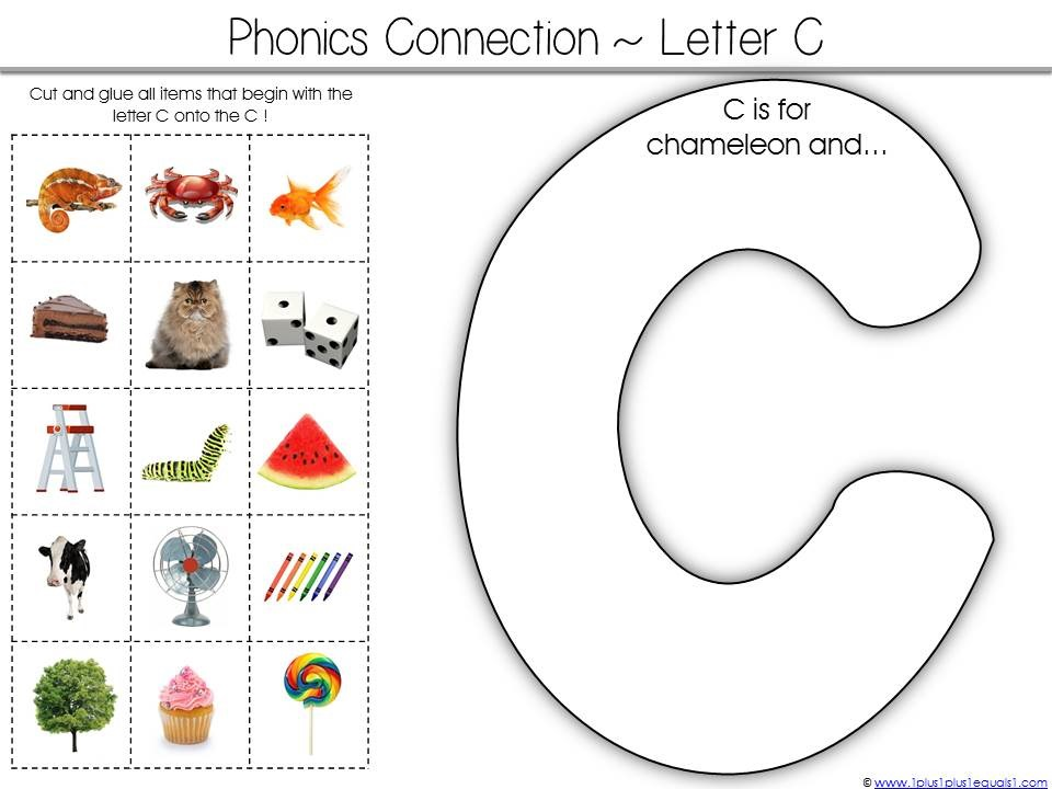A Color of His Own Kindergarten Literature Unit Printables - 1+1+1=1
