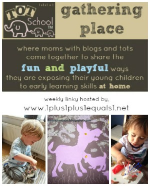 Tot School Gathering Place Week 79