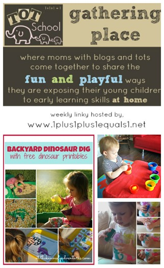 Tot School Gathering Place Week 80