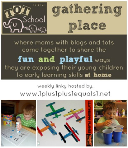 Tot School Gathering Place Week 81