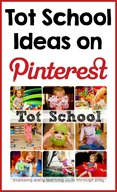 Tot School Ideas on Pinterest