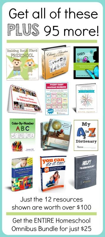 2014 Omnibus Homeschool Bundle