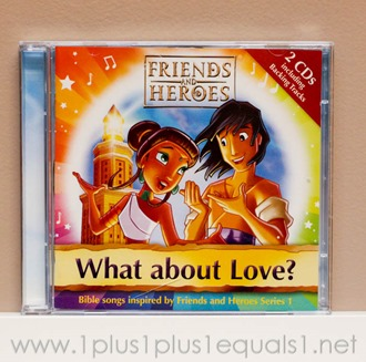 Friends and Heroes CD-9321