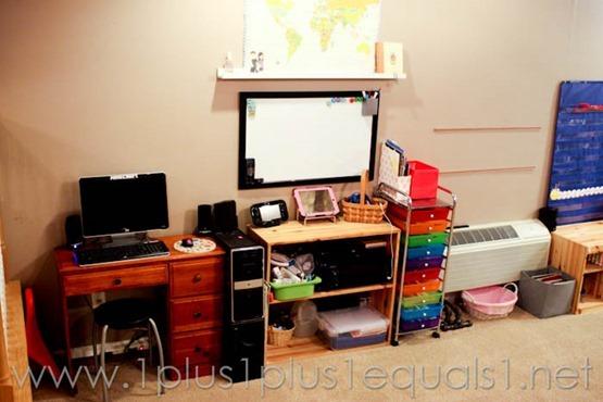 Homeschool Room Computer