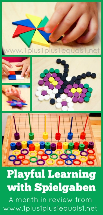Playful Learning with Spielgaben August 2014