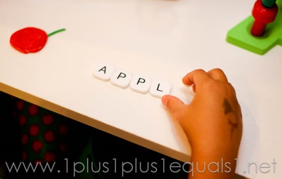 Apple Theme Kindergarten -1328