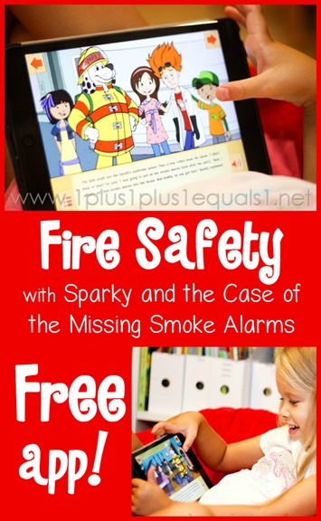 Sparky and the case of the Missing Smoke Alarms