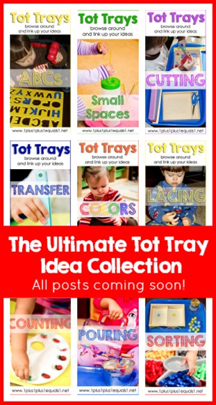 The Ultimate Tot Tray Idea Collection