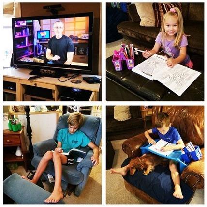 What's in the Bible Homeschool
