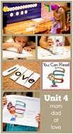 You Can Read Sight Words Unit 4