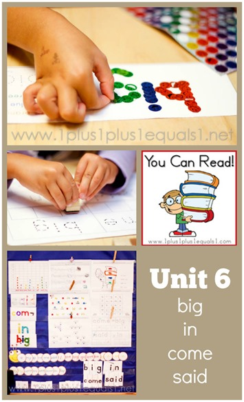 You Can Read Unit 6
