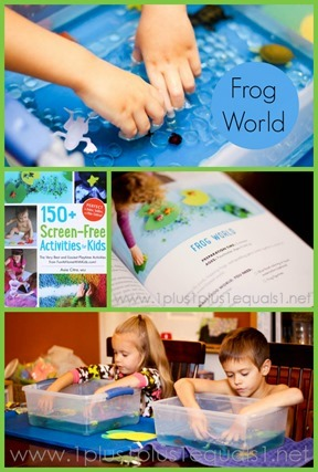 Frog World Play