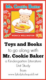 Mr. Cookie Baker Unit