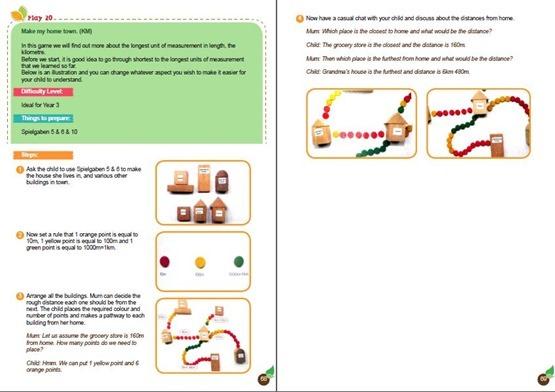 Spielgaben Math Play 20 Maps