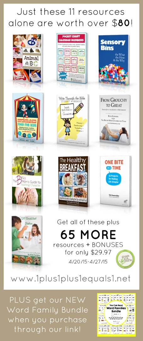Homemaking Bundle Favorites 2015