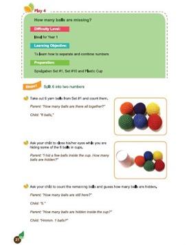 Spielgaben Math Guide Play 4