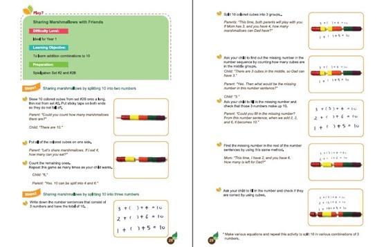 Spielgaben Math Play 7