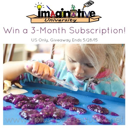 ImaginativeU Facebook Giveaway