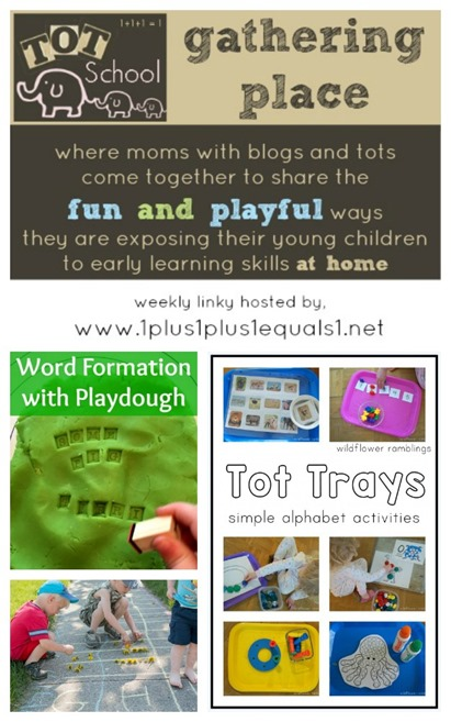 Tot School Gathering Place Week 123