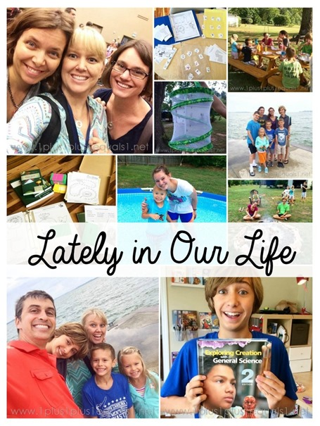 Lately in our Life June 2015