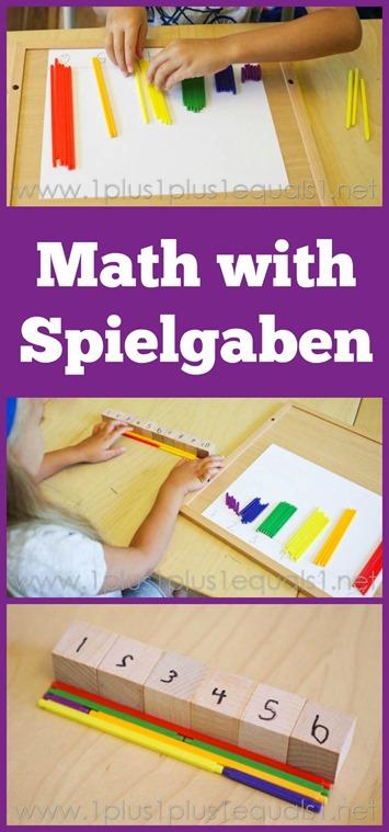 Math with Spielgaben