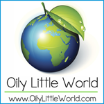 Oily Little World Square Button