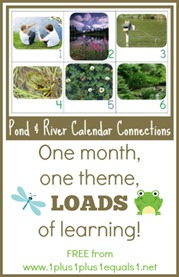 Pond Theme Calendar Connections