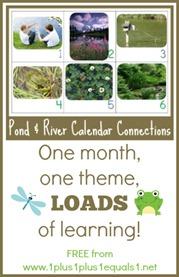 Pond Theme Calendar Connections