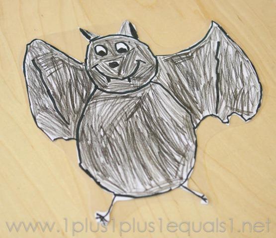 Bats Lapbook -8149