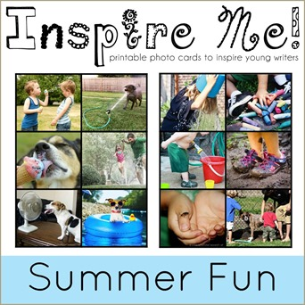 Inspire Me Story Starters Summer Fun