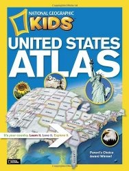 NG Kids United States Atlas