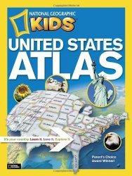 NG Kids United States Atlas