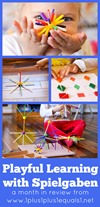 Playful Learning with Spielgaben March 2015