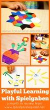 Playful Learning with Spielgaben September 2014