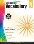Spectrum Vocabulary 4