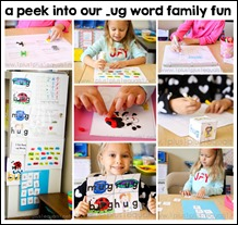 ug word family fun