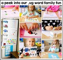 ug word family fun
