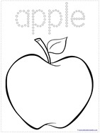 Apple Qtip Painting (4)