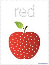 Apple Qtip Painting (8)