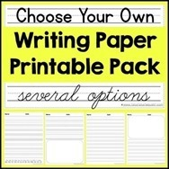 Choose-your-Own-Writing-Paper