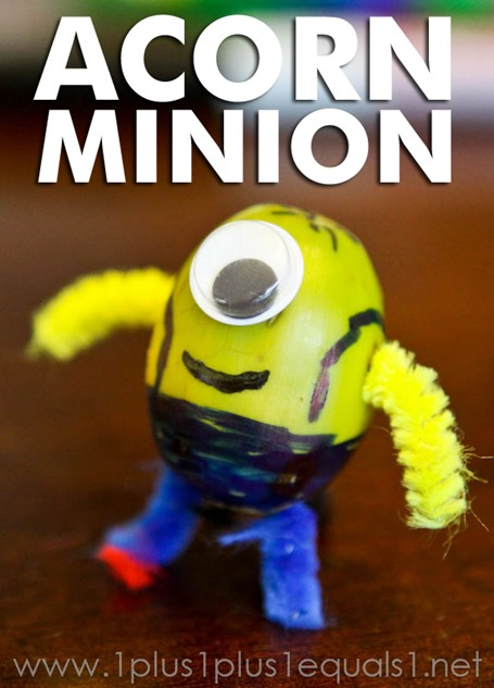 Acorn Minion Craft