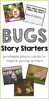 Bugs-Story-Starters-Printable-Photo-