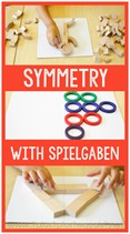 Exploring Symmetry with Spielgaben