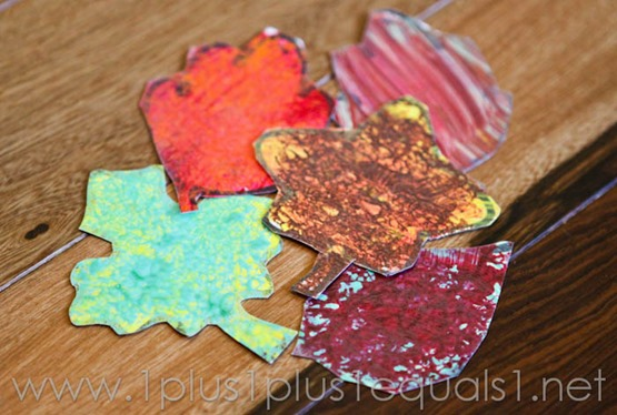 Fall Leaf Art -9839